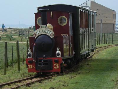 Hayling Seaside Railway 7th May 2012