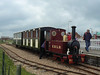 No.3 'Jack' (Alan Keef 23) at Eastoke Corner on the Hayling Seaside Railway. 7th May 2012