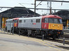 86702 'Cassiopeia' and 86701 'Orion' at Willesden Depot. Tues 26th July 2011.