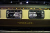 The Pullman details and name on 99326 at Euston. Sunday 13th April 2014.