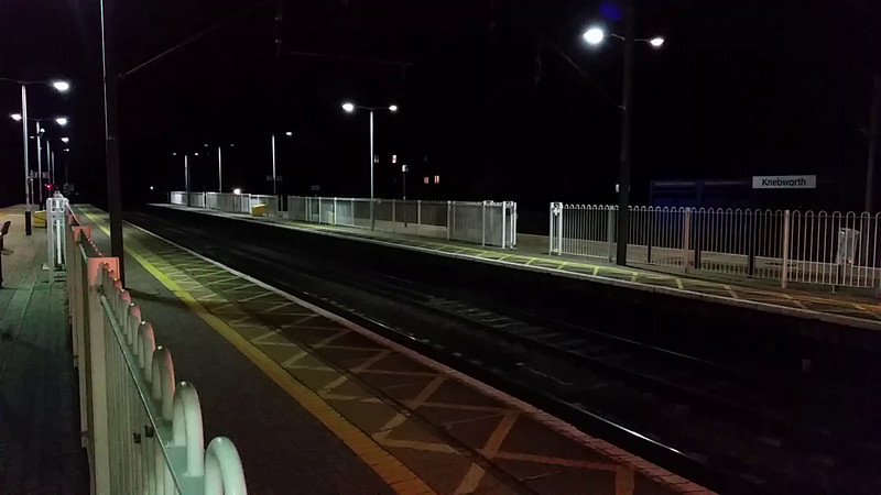 For a laugh I thought I would upload my video of 5X08 Old Dalby - North Pole on 23rd October 2015, the first movement of an IEP on the Southern ECML from Old Dalby to the GWML for testing. Just how bad can your timing be in the dead of night when there are no trains about? 66751 hauling 800002 South through Knebworth