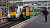 700021 and 377126 at East Croydon. Tuesday 20th March 2018.