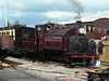Ffestiniog Railway Co No.4 'Palmerston' at Railfest at the National Railway Museum, 4th June 2012