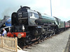 The A1 Loco Trust's 60163 Tornado at Railfest at the National Railway Museum, 4th June 2012