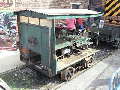 NRM York, Railfest 4th June 2012