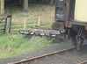 A dismantled Wickham trolley (?) is seen at Levisham, North Yorkshire Moors Railway. Tuesday 2nd May 2017.