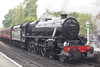 44806  is seen at Grosmont, North Yorkshire Moors Railway, with the 10:00 Whitby to Pickering service. Tuesday 2nd May 2017.