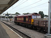60035 passing Peterborough. Wednesday 10th July 2013.