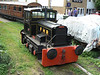 FC Hibberd 'Planet' loco FH 3894 'Ernie' at the Fawley Hill Steam and Vintage weekend event. 19th May 2013.