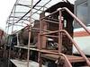 4F 44123, undergoing restoration at the Avon Valley Railway, Bitton. Saturday 13th April 2013.