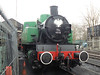 Another view of Polish Chrz 4015 'Karel' at the Avon Valley Railway, Bitton. Saturday 13th April 2013.