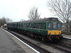 Class 107 DMU 52025 and 52006 is seen at the Avon Valley Railway diesel gala, Bitton. Saturday 13th April 2013.
