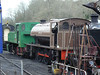 Another view of Chrz 4015 and AB 2183 at the Avon Valley Railway, Bitton. Saturday 13th April 2013.