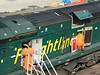 70019 receiving some attention at Southampton Maritime Depot. Sat 30th June 2012.