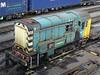 08575 at Southampton Maritime Depot. Sat 30th June 2012.