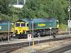 66503 at Southampton Maritime Depot. Sat 30th June 2012.
