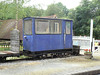 Possibly an ex MoD personnel carrier at Amberley Museum. Sat 30th June 2012.