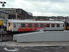Ex Serco Railtest coach 975290 at Eastleigh Works. Sat 30th June 2012.