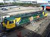 70019 at Southampton Maritime Depot. Sat 30th June 2012.