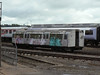 LUL car 4221 at Eastleigh Works. Sat 30th June 2012.