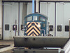 Eastleigh Works shunter 07007 is seen there. Sat 30th June 2012.