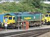 66593 at Southampton Maritime Depot. Sat 30th June 2012.