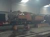 4 THE BUG at the Romney, Hythe & Dymchurch Railway. Sun 1st July 2012.