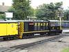 12 JOHN SOUTHLAND at the Romney, Hythe & Dymchurch Railway. Sun 1st July 2012.