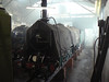 3 SOUTHERN MAID at the Romney, Hythe & Dymchurch Railway. Sun 1st July 2012.