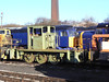 AB 612 at Barrow Hill Roundhouse. Saturday 30th January 2010.