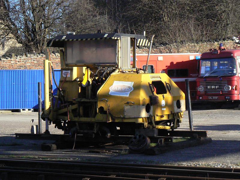 Permaquip BP062 74058 at Elsecar Heritage Centre. Saturday 30th January 2010.