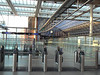 A still and empty St Pancras International. 12th May 2012.