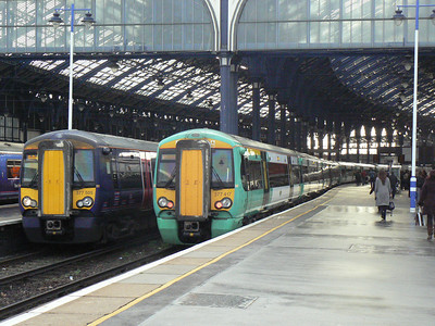Trip to Brighton 29th December 2011