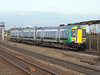 172345 passes Tyseley on diagram TS342, working 09:00 Great Malvern to Dorridge. Saturday 29th October 2011