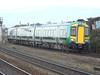 172342 passes Tyseley on diagram TS338, working 09:09 Stourbridge Junction to Dorridge. Saturday 29th October 2011