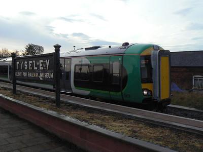 West Midlands 29th October 2011