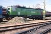 5 May 2001 ::  SJ Rc2 no. 1096 at Malmö shed