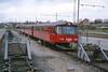 4 May 2001 :: DSB 3 Car Lynette no. 4907 at Hillerød