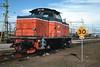 5 May 2001 :: At Malmö depot is SJ Z66 620