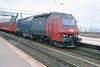 4 May 2001 :: DSB Class ME no. 1519 at Helsingør