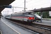 4 May 2002 :: SNCF Class 252  no. 25243 waiting to depart from Grenoble