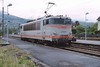5 May 2002 :: SNCF Class 25500 no 25191 running light through La Roche-sur-Foron