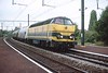 10 October 2003 :: Another look at a  SNCB Class 55 diesel in a different livery sees 5535 at Tongeren