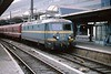 9 October 2003 :: SNCB Class 22 No. 2213 at Brussels Midi