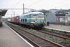 10 October 2003 :: SNCB Class 25 No. 2513 with a container train at Tongeren