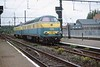 10 October 2003 :: A light engine move through Tongeren with a pair of SNCB Class 55 diesels with 5519 + 5531