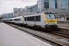 9 October 2003 :: SNCB Class 13 No. 1333 making a station call at Brussels Nord