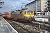 9 October 2003 :: SNCB Class 16 No. 1608 at Brussels Midi