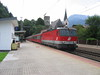 7 July 2004 :: At Rattenberg-Kramsach is 1044 020 working a passenger train