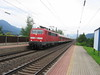 7 July 2004 :: Seen at Rattenberg-Kramsach is DB 111 018